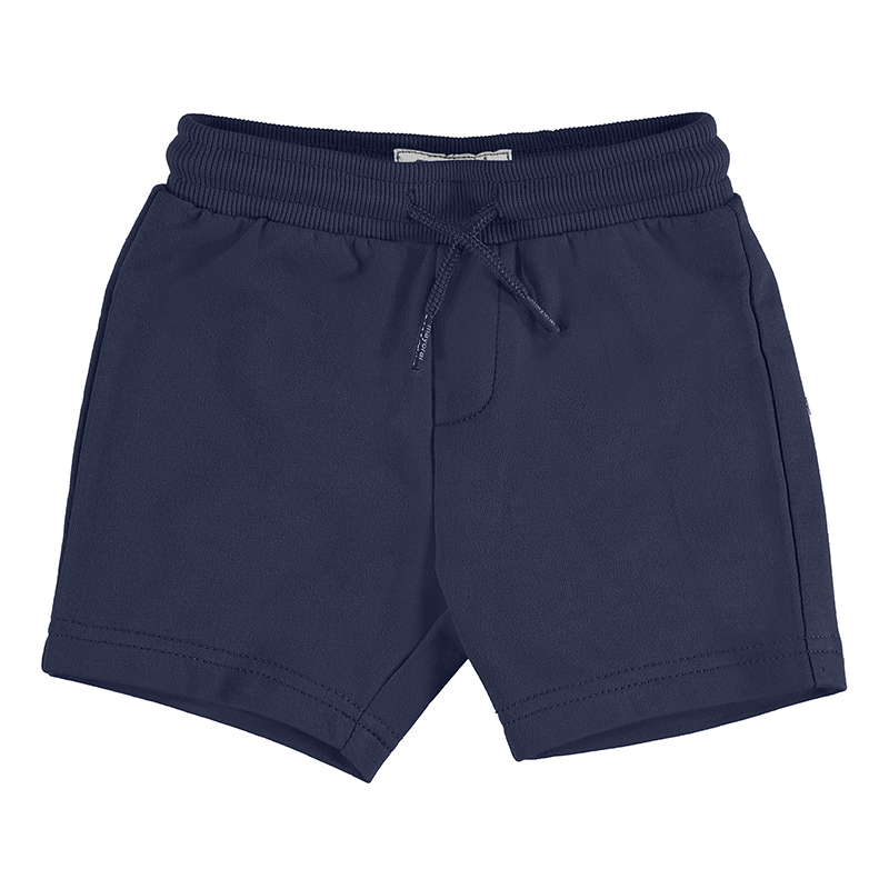 Mayoral Fleece Shorts-Navy 621