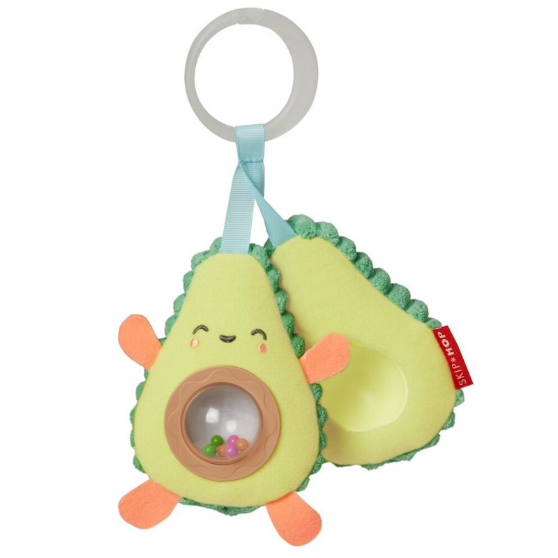 Skip Hop Avocado Pram Toy