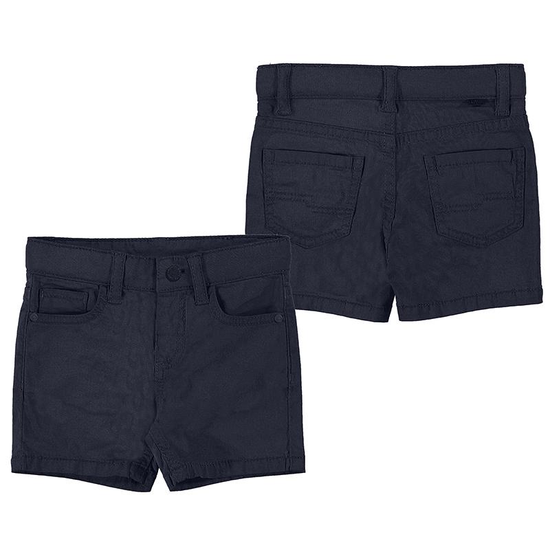 Mayoral Shorts-Navy 206