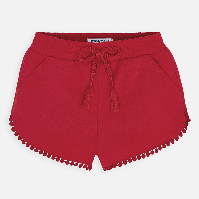 Mayoral Shorts Red (607)