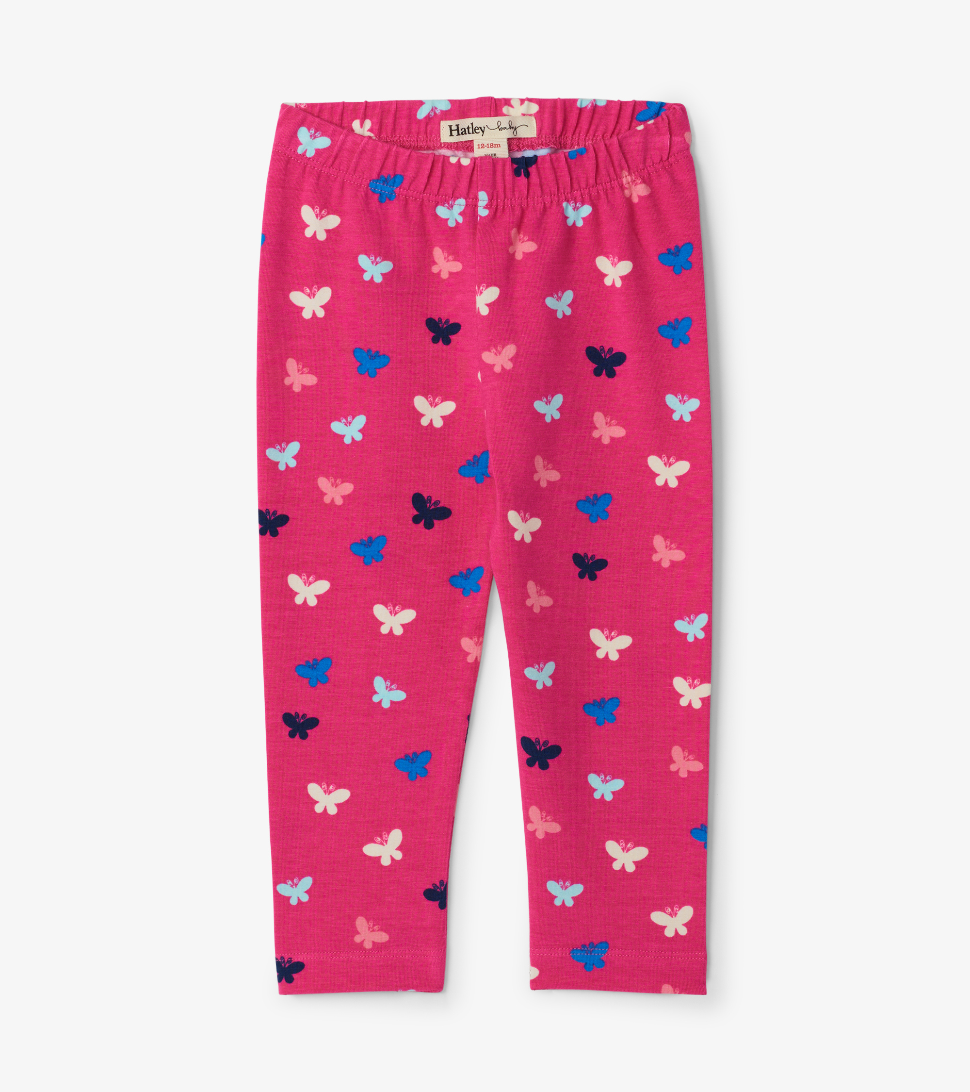 Hatley Butterfly Kaleidoscope Baby Leggings