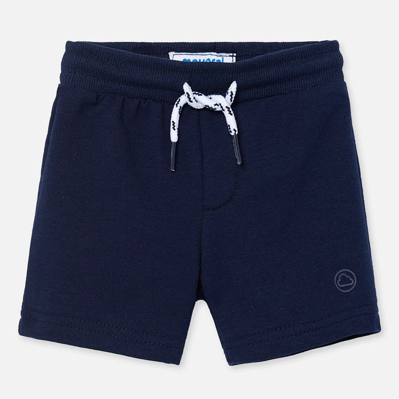 NOW £6 Mayoral Basic Fleece Shorts Navy (621) (was £12)