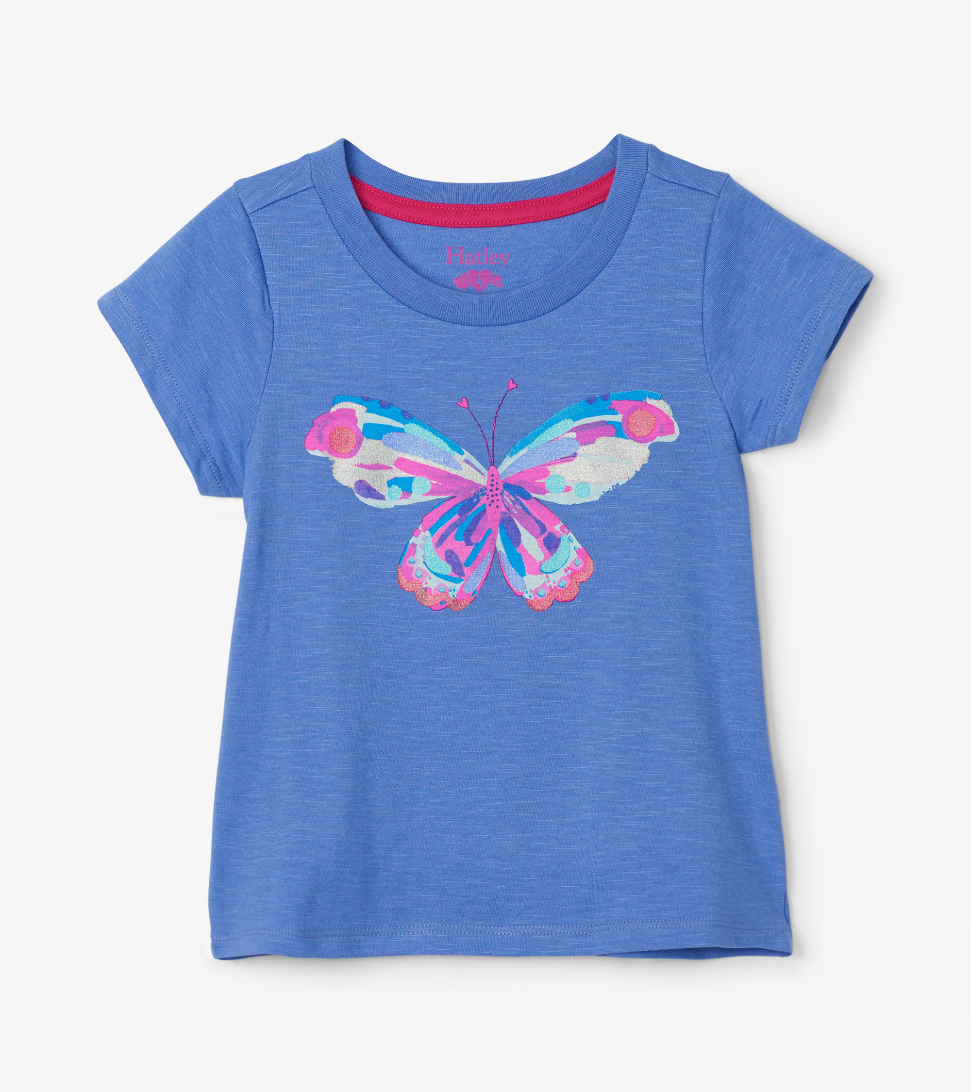 Hatley Soaring Butterfly Graphic Tee