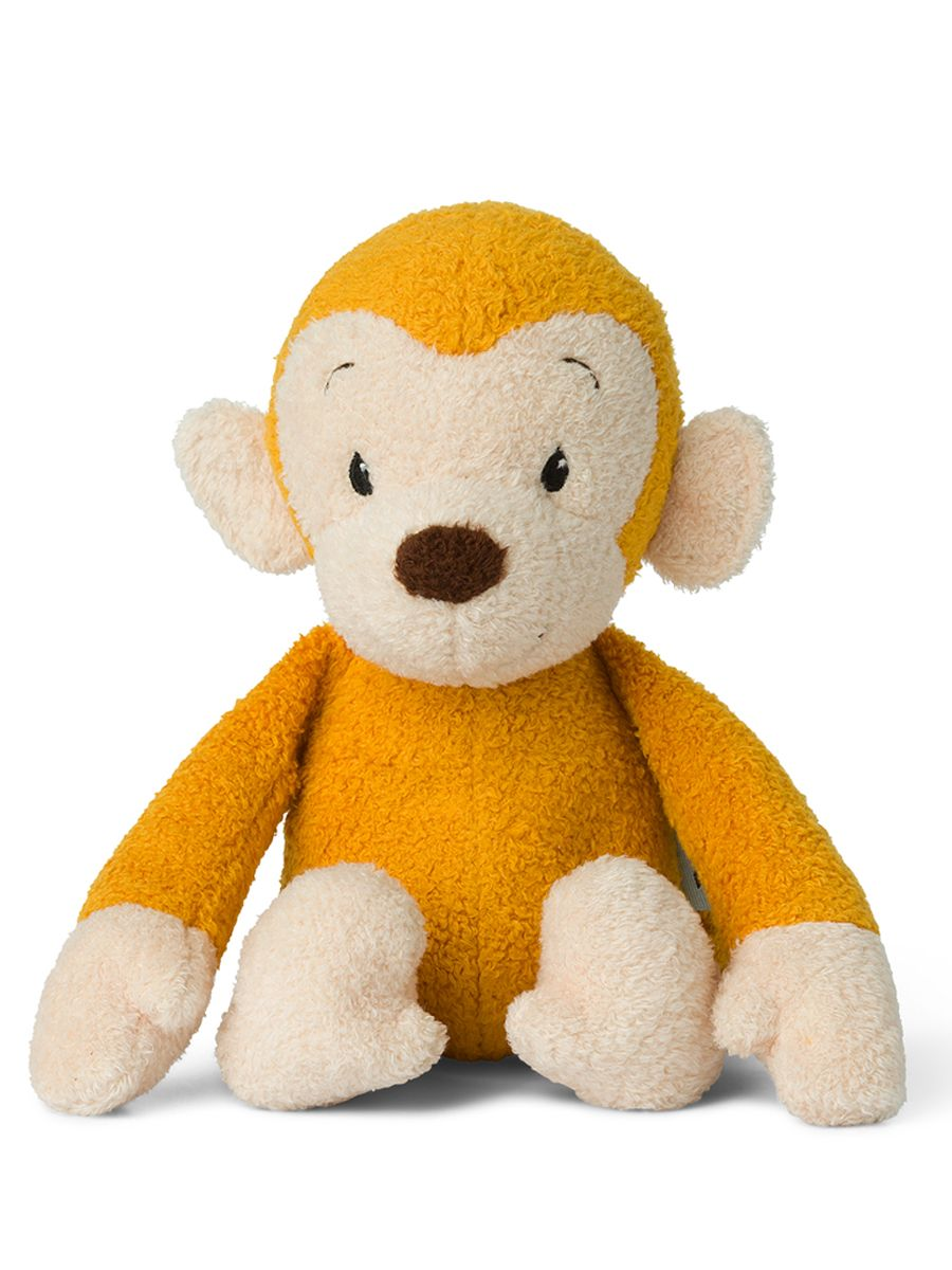 WWF Mago the Monkey Yellow with squeaker - 22 cm