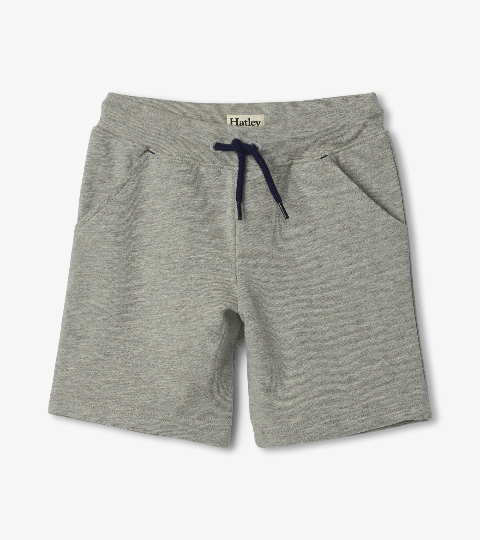 Hatley Athletic Terry Shorts Grey