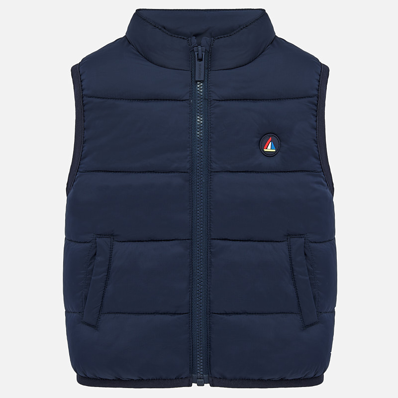 Mayoral Padded Gilet Navy (1466)
