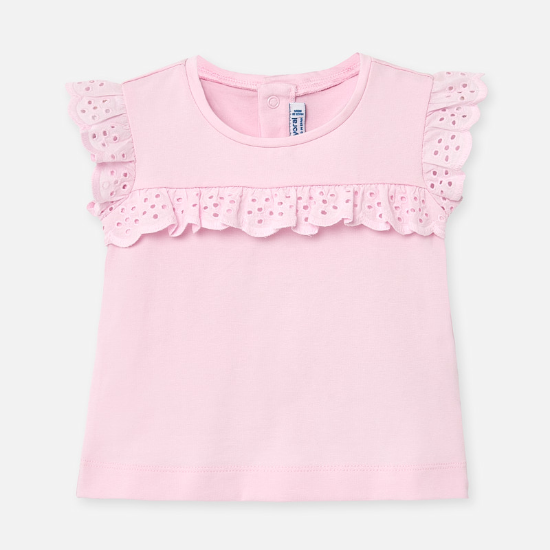 Mayoral T-shirt Pink (1061)