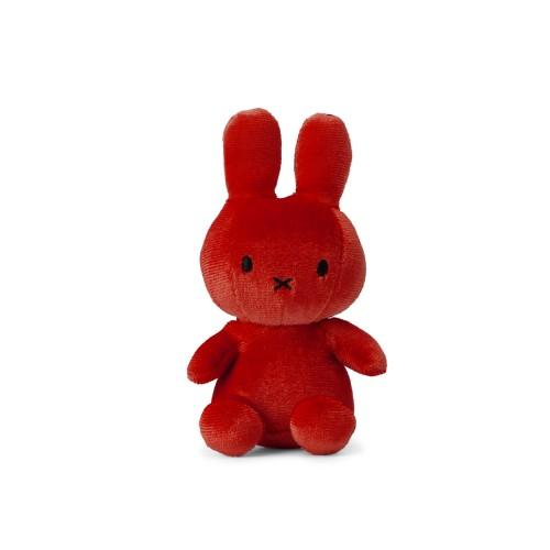 Miffy Keyring - Velvet Candy Red