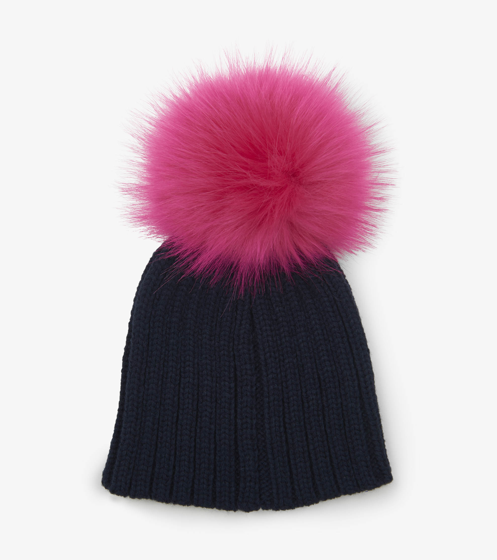 Hatley Pink Pom Pom Winter Hat