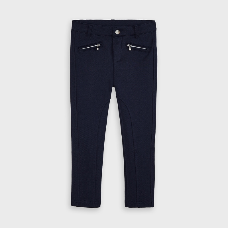 Mayoral Trousers-Navy (4554) (was £29)
