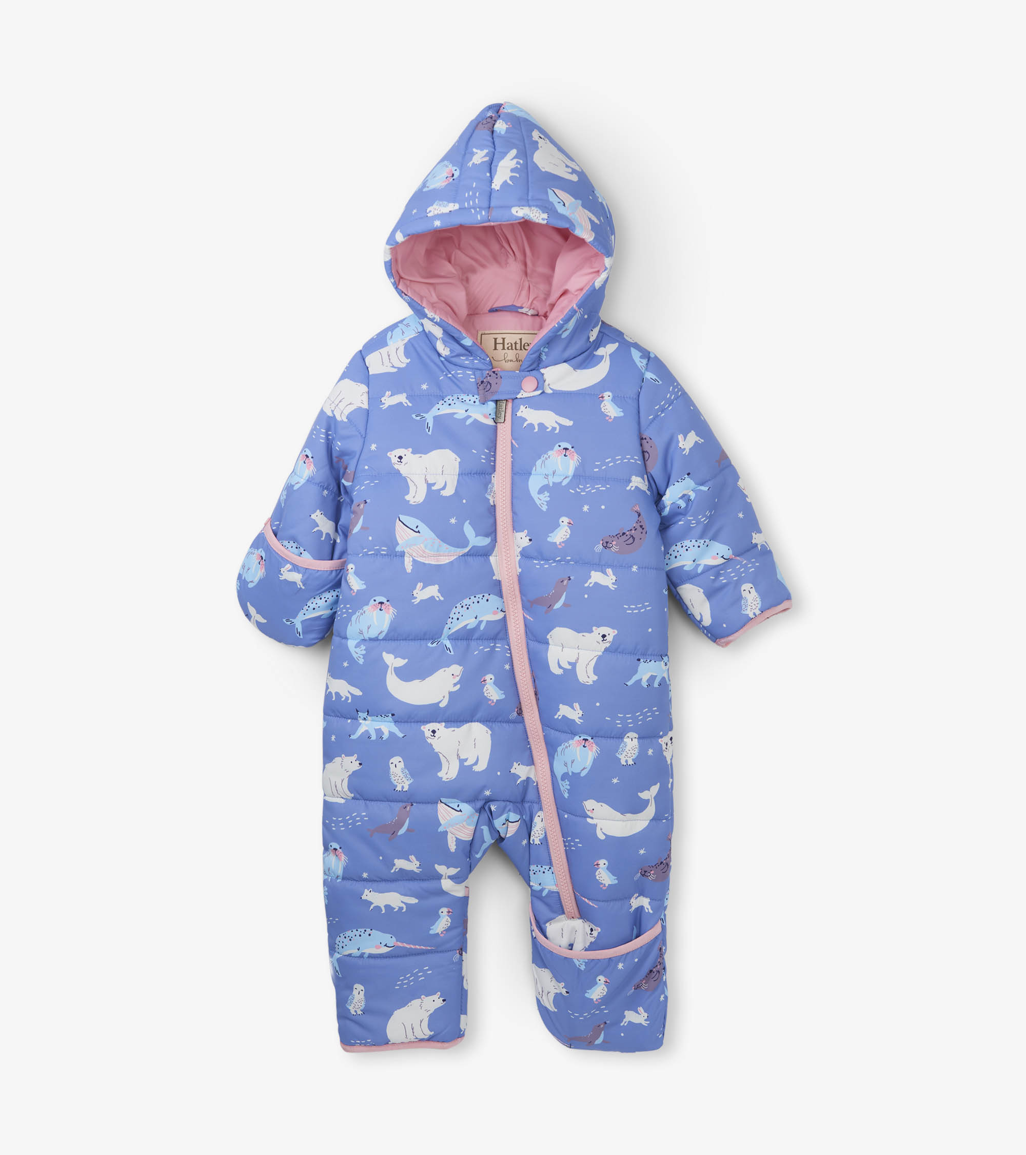 WAS £55.00 Hatley Polar Scene Baby Winter Bundler
