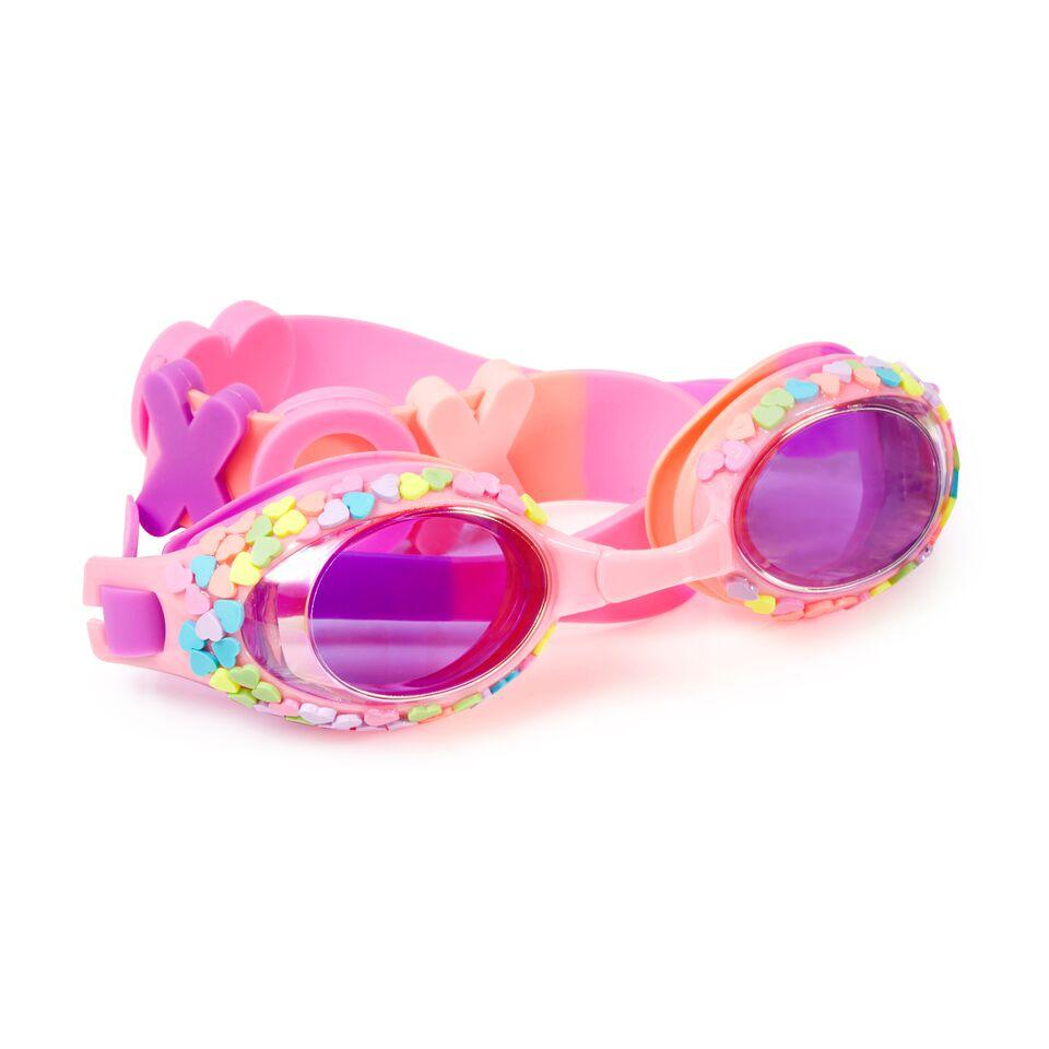 Bling 2o Swimming Goggles Hugs + Kisses