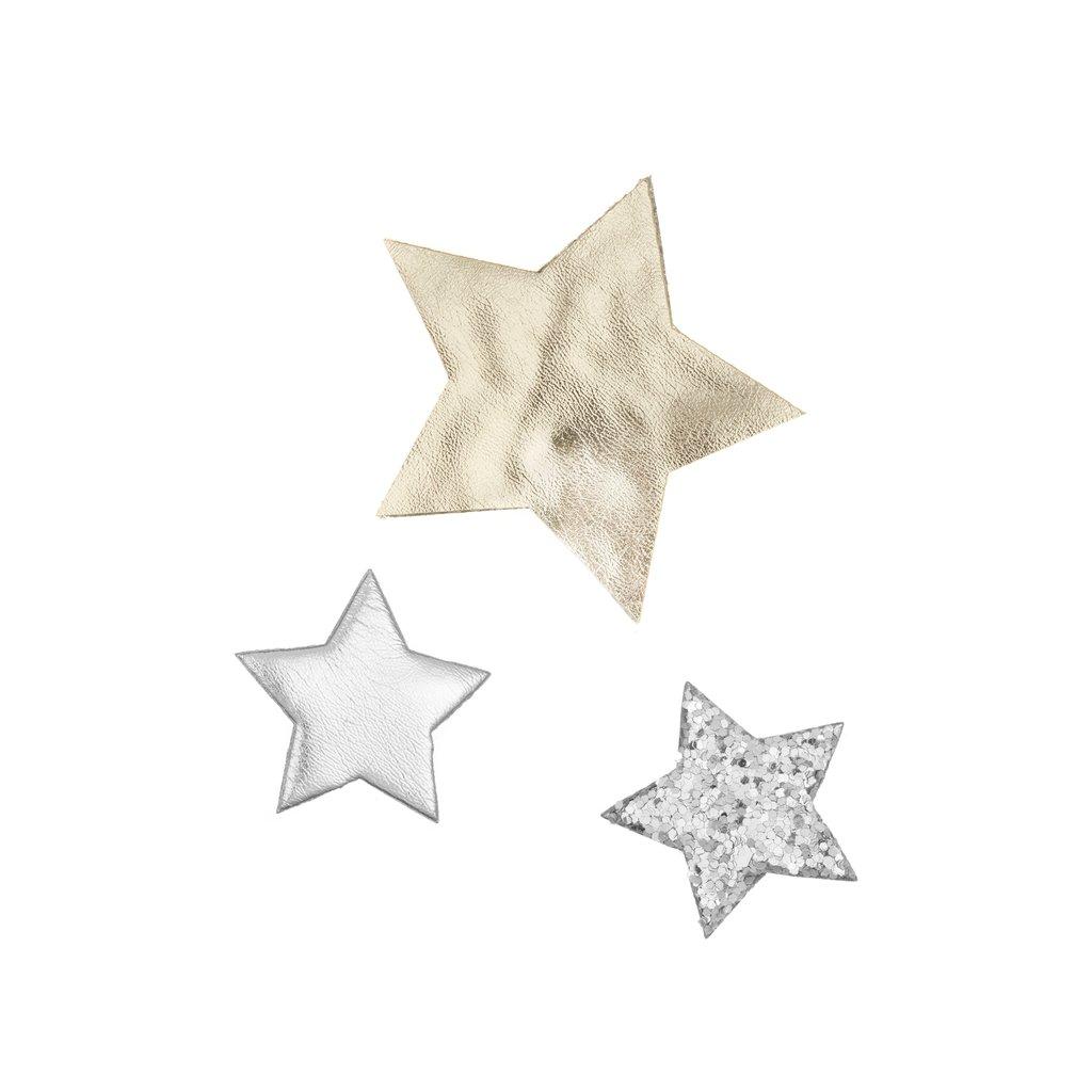 Mimi & Lula Arctic Stars Clips