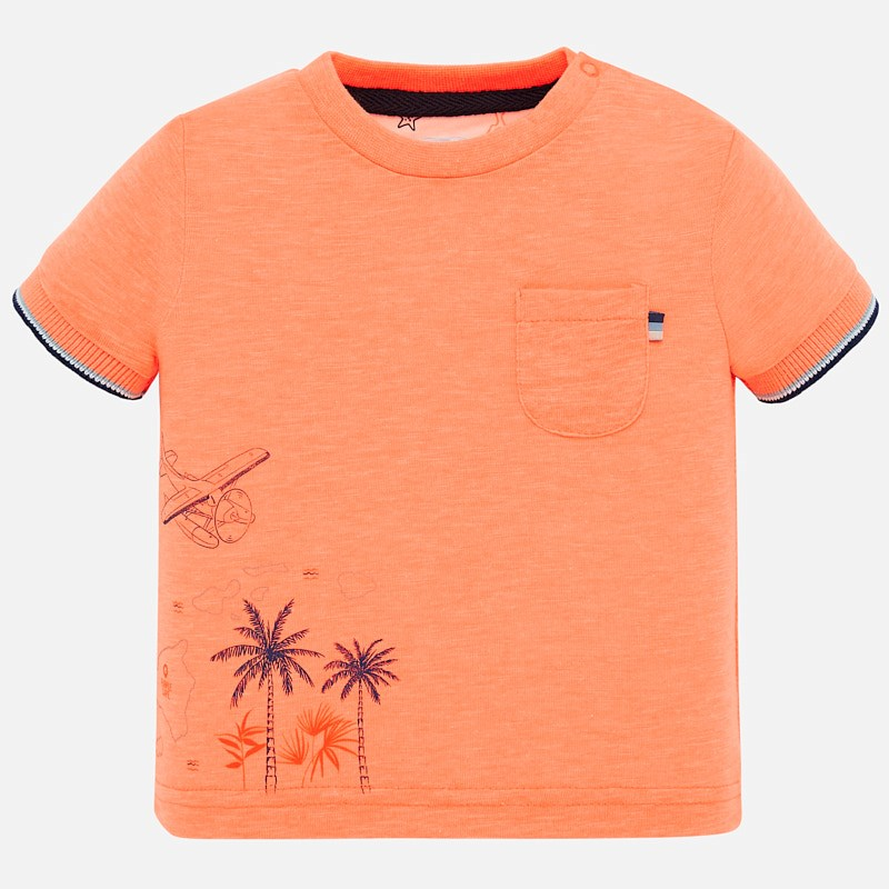 Mayoral T-shirt Orange (1050)