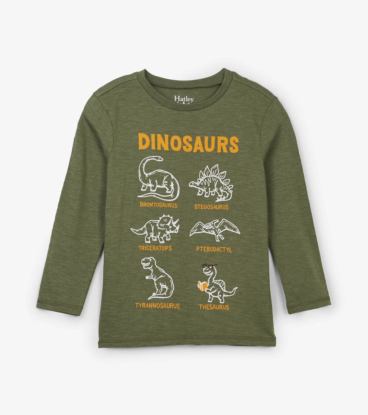 NOW £9 Hatley Dino Chart Top (Was £18)
