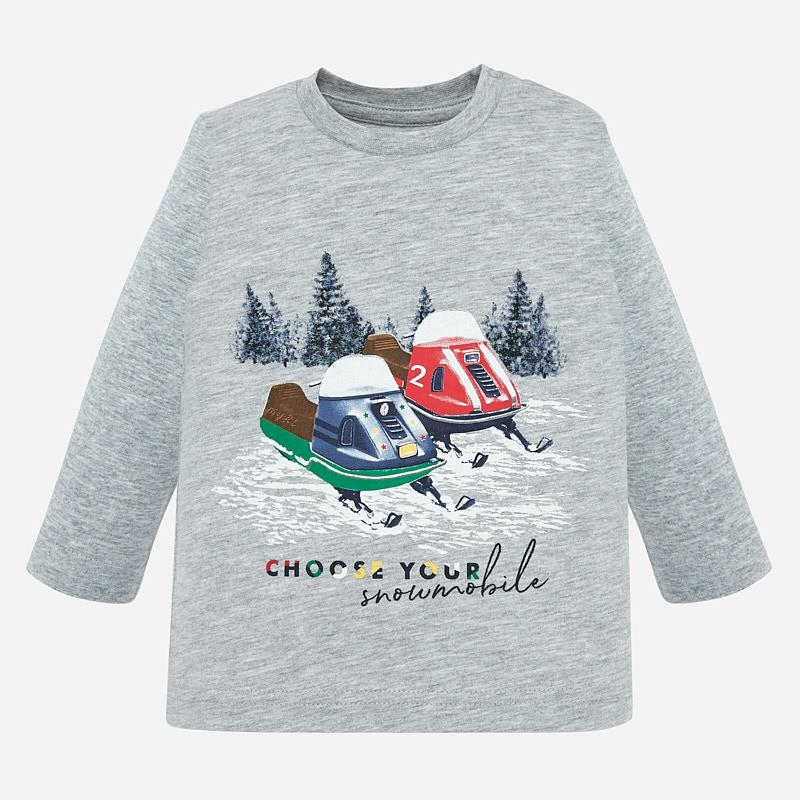 Mayoral snowmobile Top-Grey (Was £12)