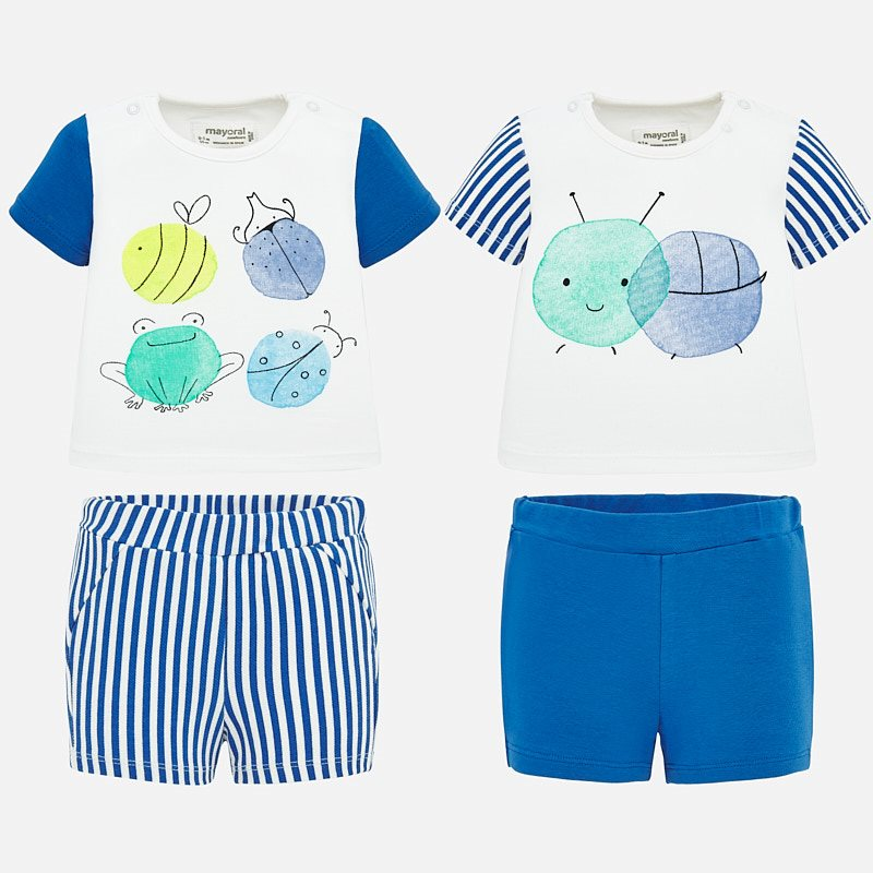 NOW £17 Mayoral 4 Piece Short Set (1670)(was £35)
