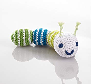 Best Years Caterpillar Rattle