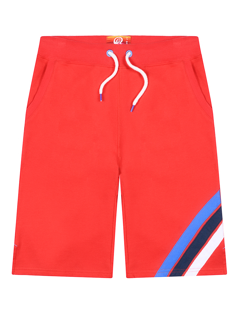 St Bert's Long Shorts - Blaze Red