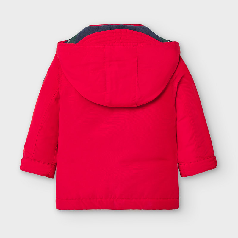 Mayoral Reversible Coat Red (2486) (was £50)