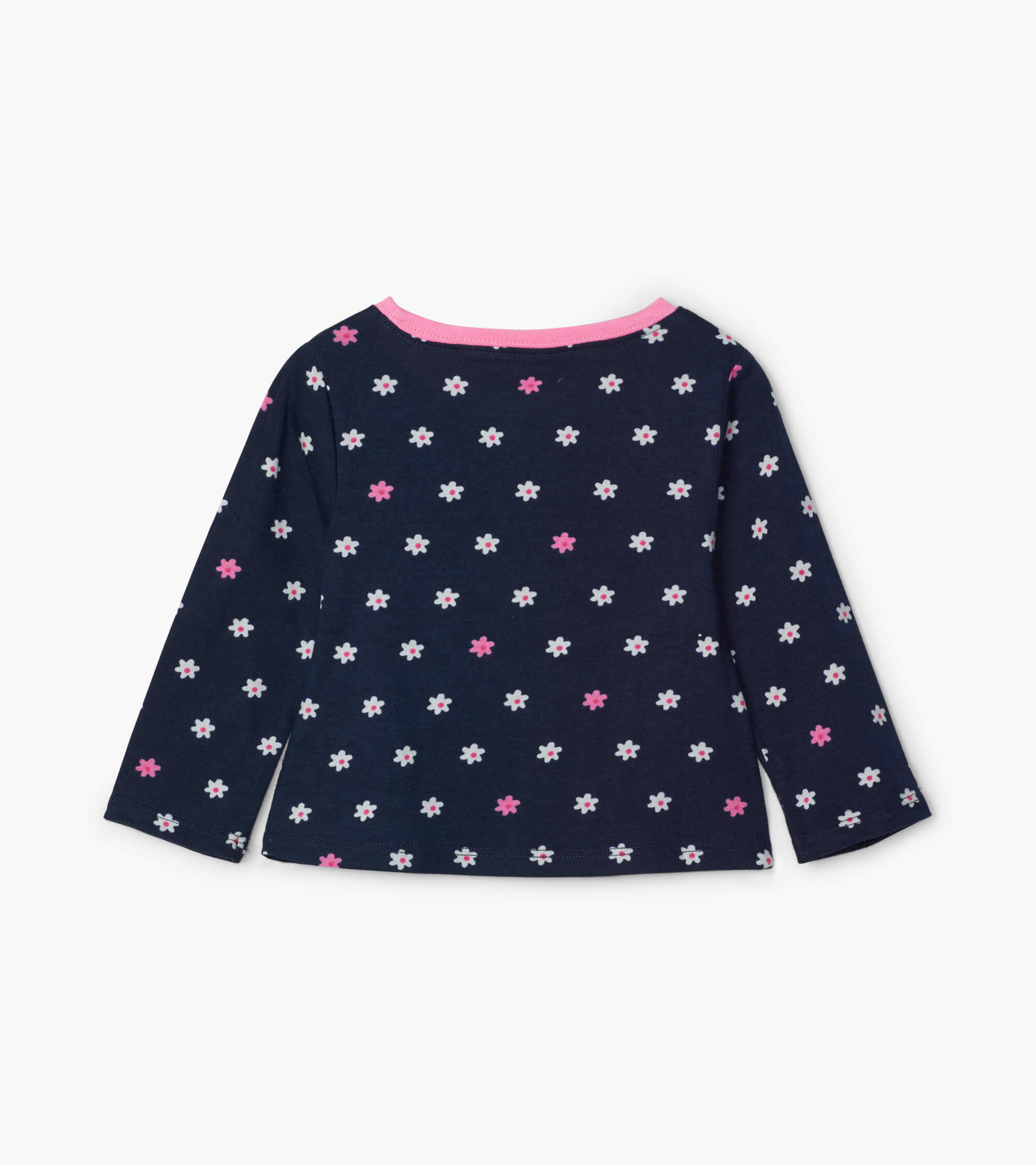 SALE £16.00 Hatley Dainty Blooms Long Sleeve Baby Tee (was £20)