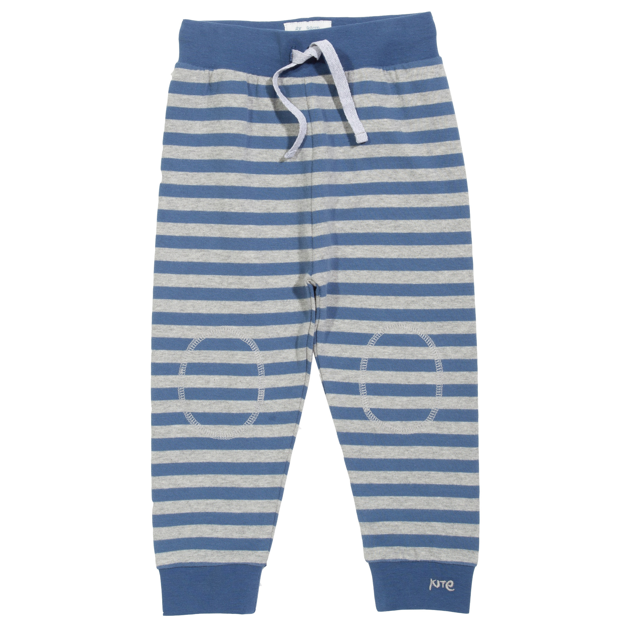 Kite Stripy Joggers-Navy (was £26.00)
