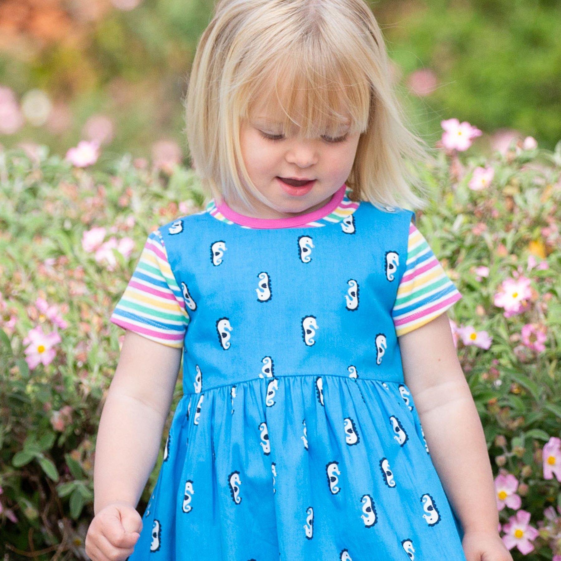 Kite Mini Bright Stripe T-Shirt