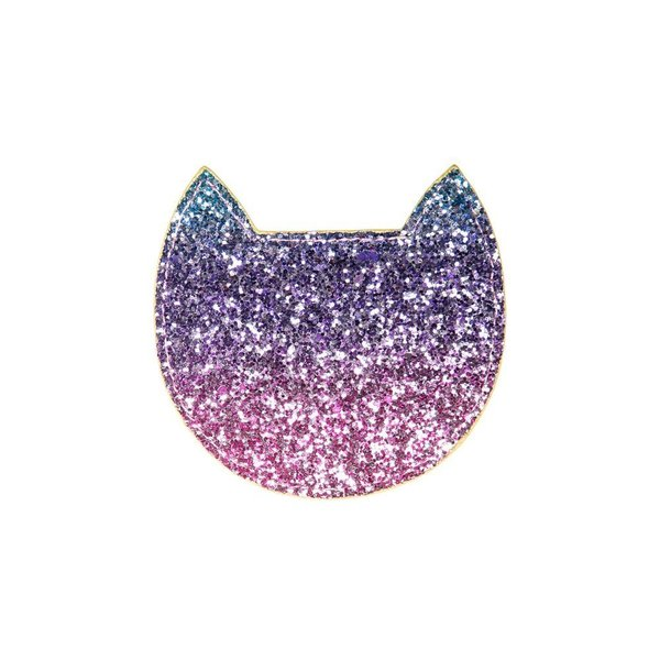 Rockahula Glitter Cat Purse