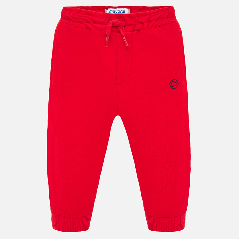 Mayoral Cuffed Joggers Red (711)