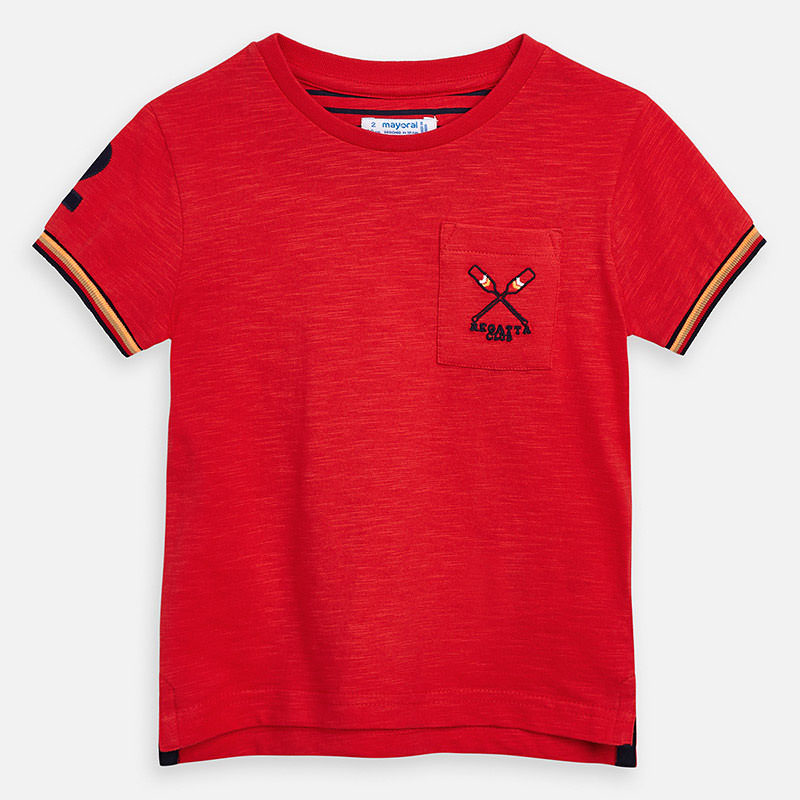 Mayoral T-shirt Red (3058)