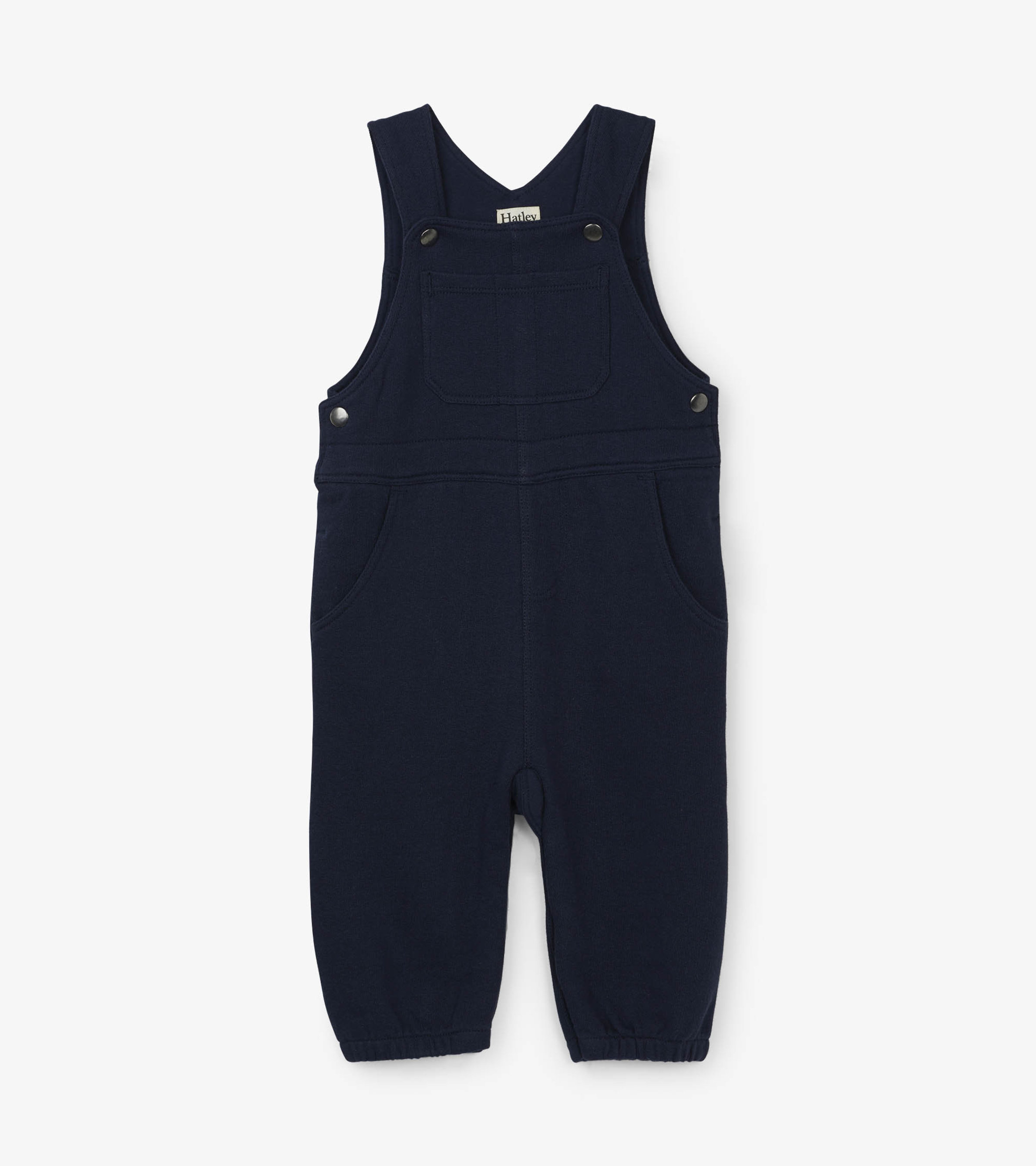 Hatley Baby Dungarees Navy