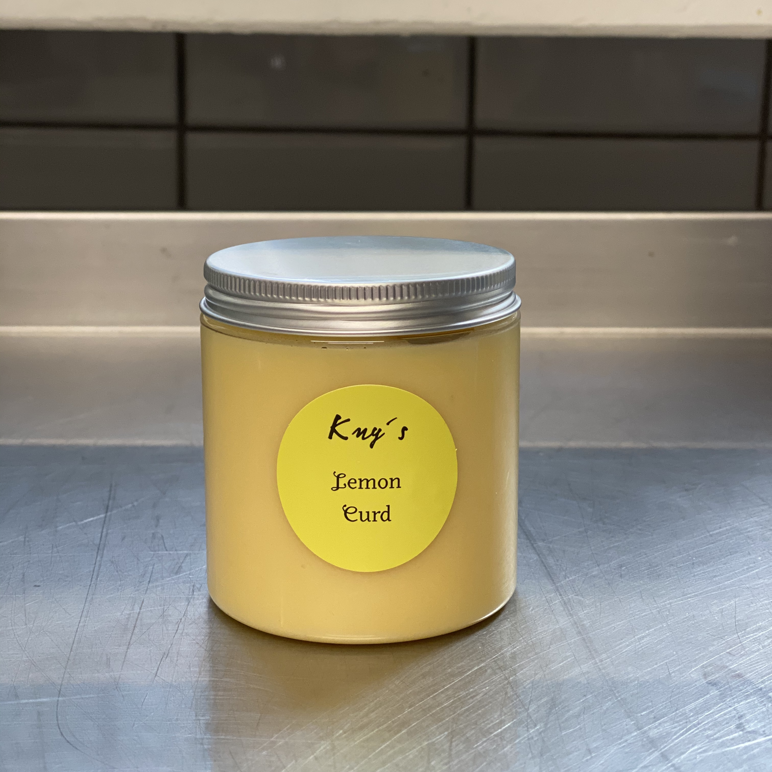 Kny Lemon Curd