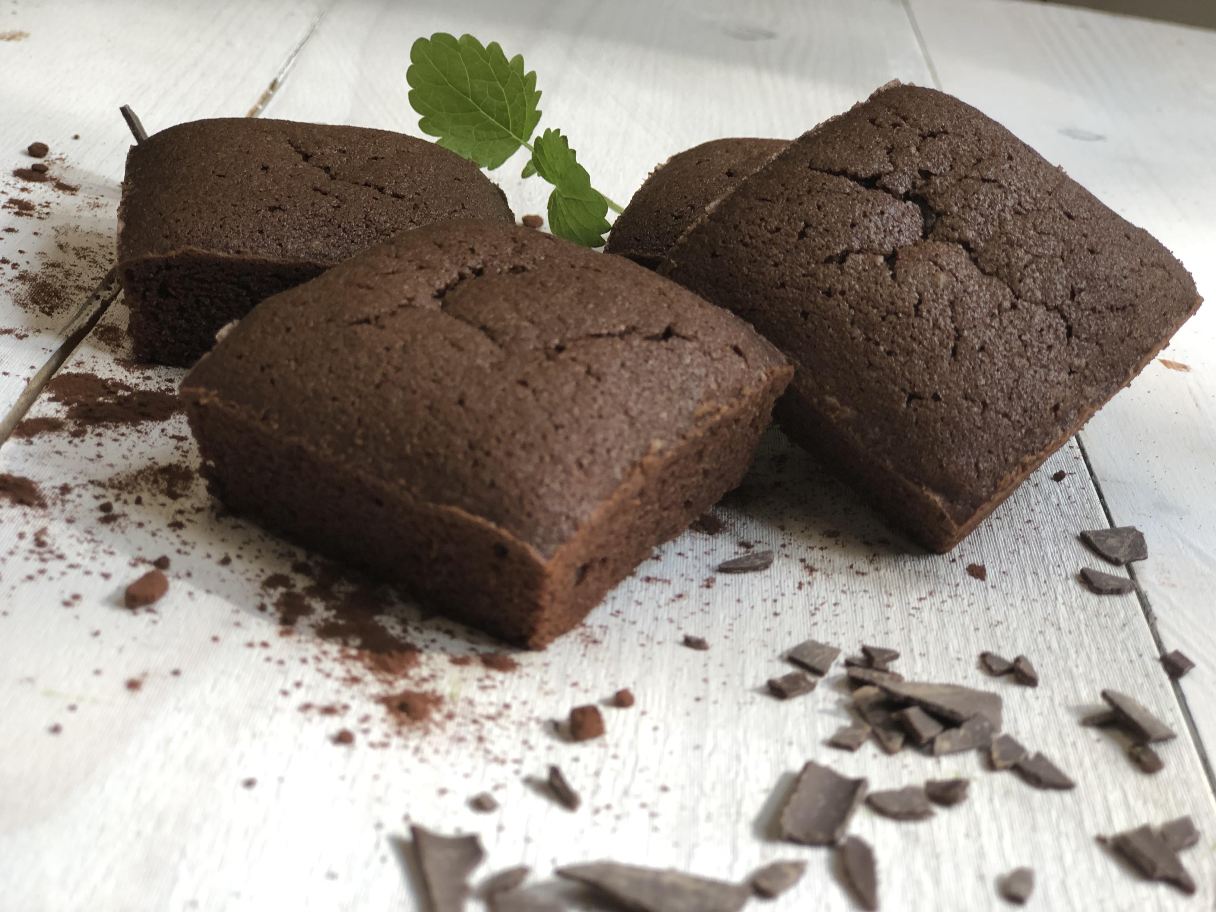 Choklad fondant mini -påse 6 st