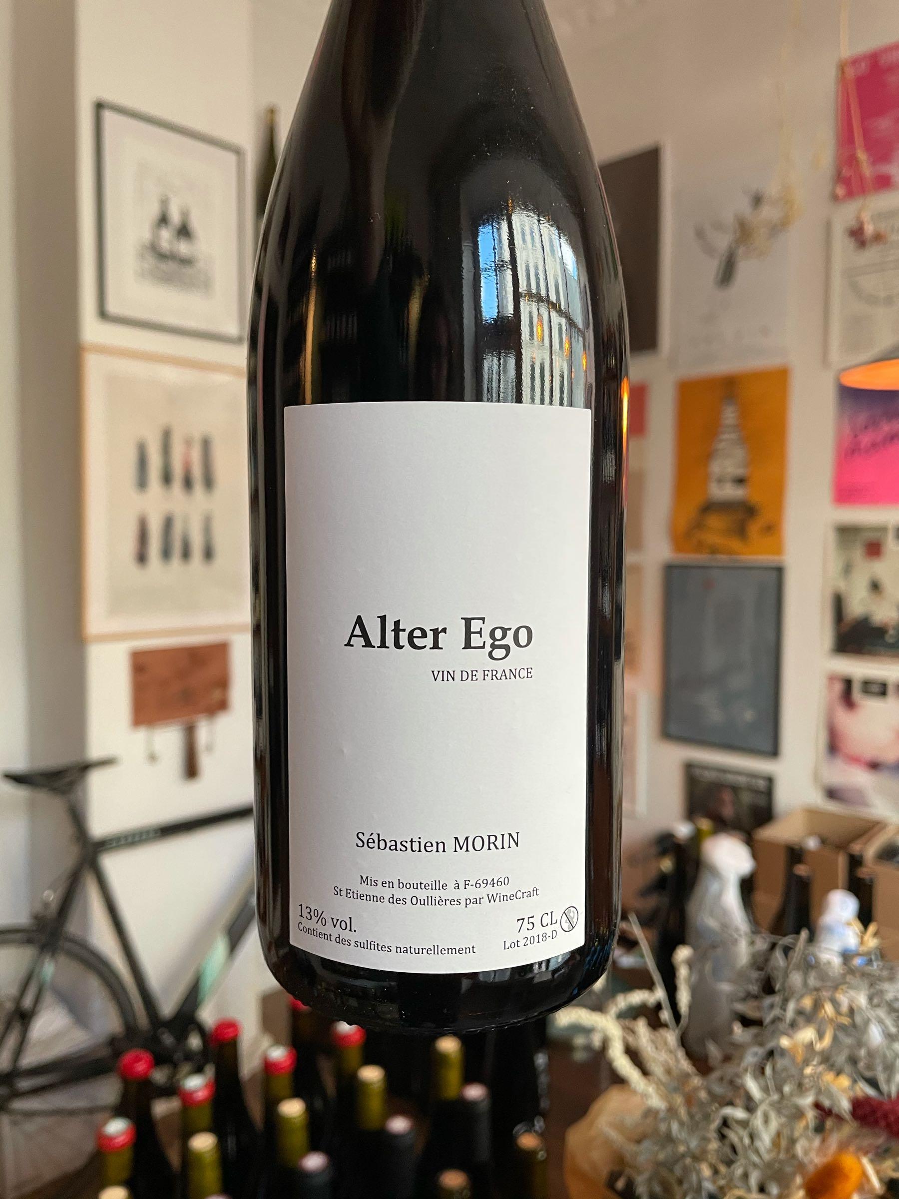Alter Ego 2018 - Sebastien Morin