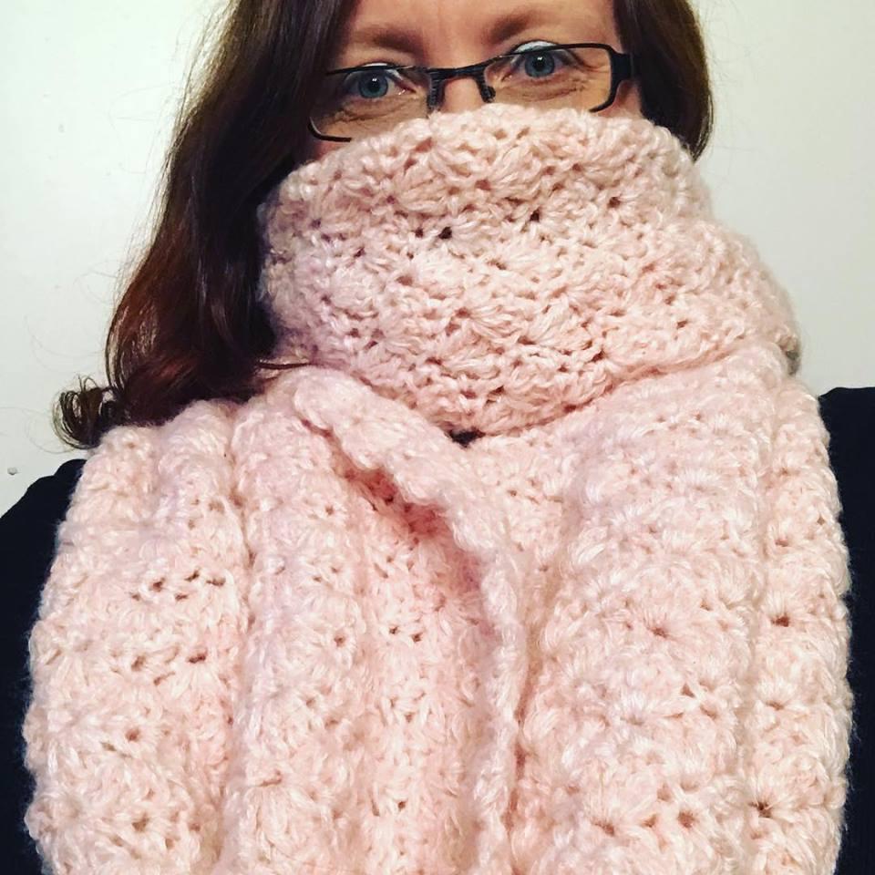 Phoenyx scarf