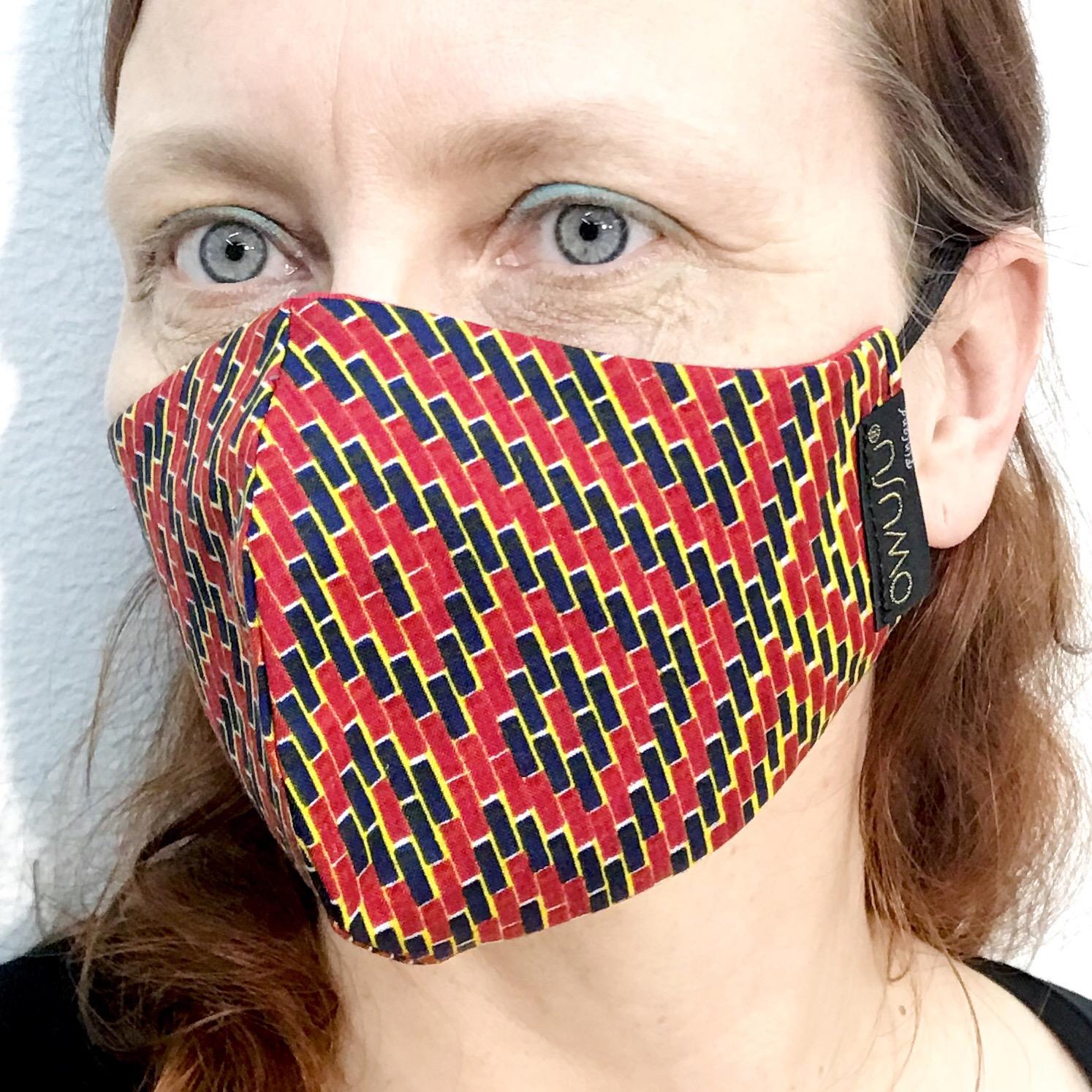 Face mask Owusu 09