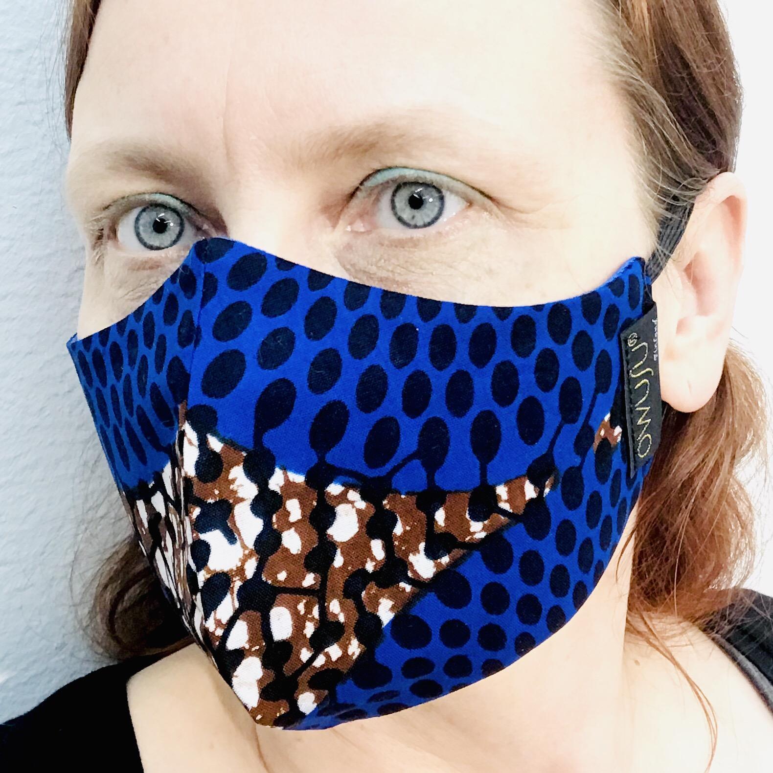 Face mask Owusu 04