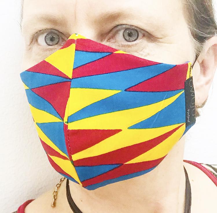 Face mask Owusu 08