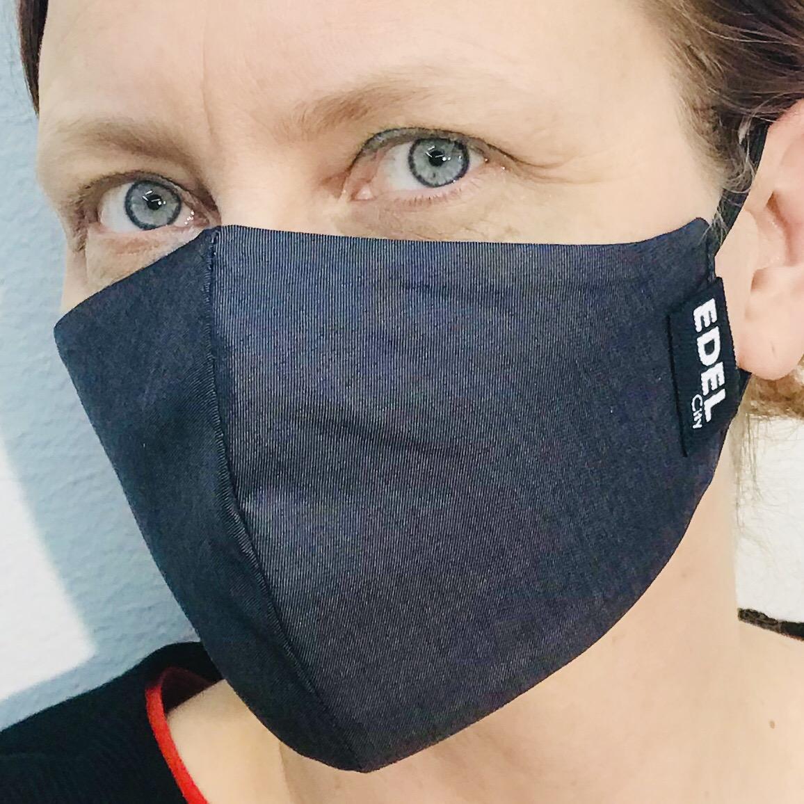 Face mask gray