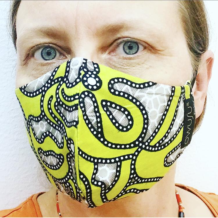 Face Mask Owusu 22