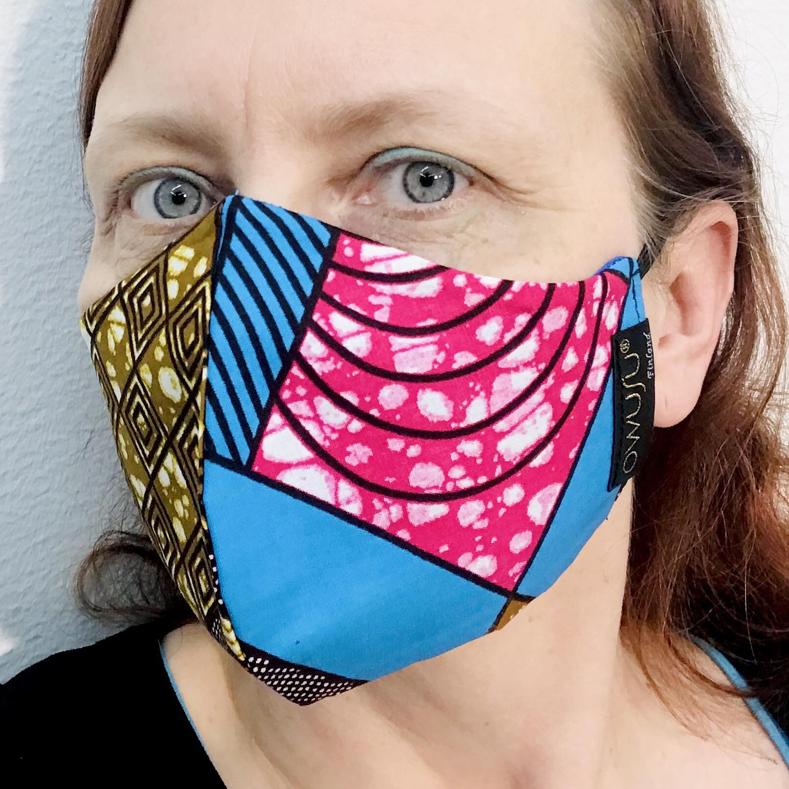Face mask Owusu 05