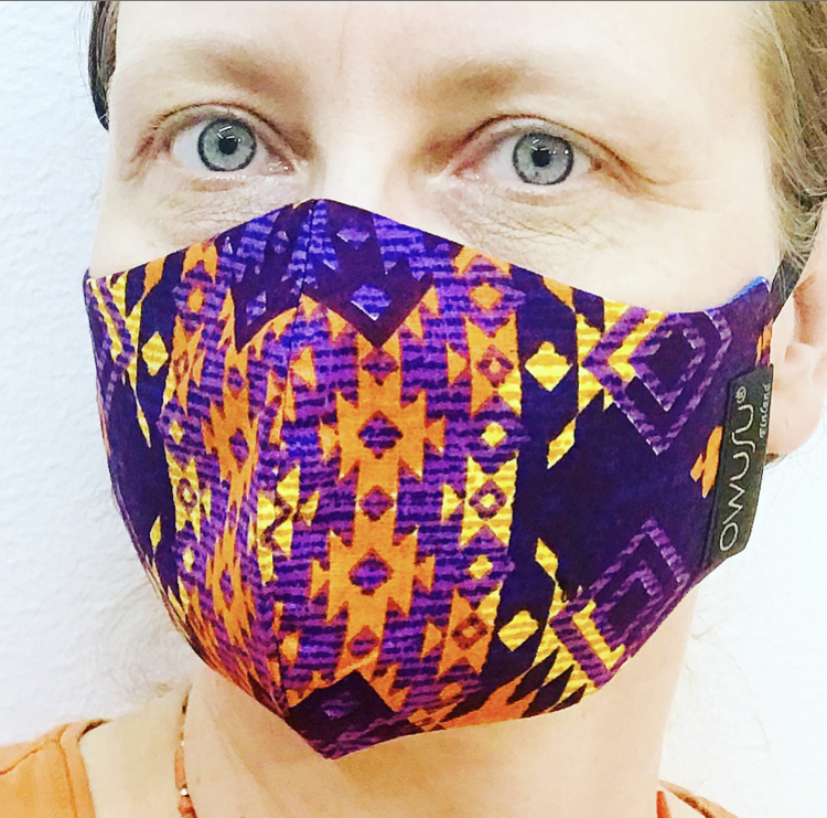 Face Mask Owusu 24