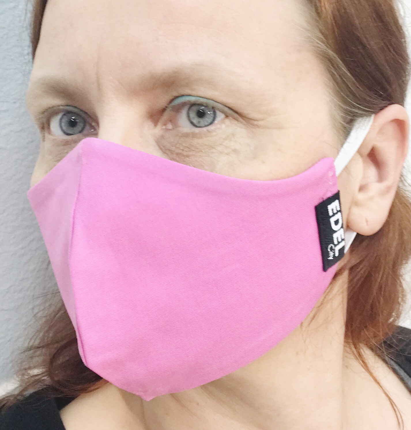 Face mask Pink