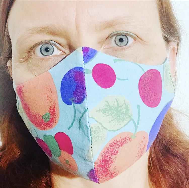 Face mask Fruits