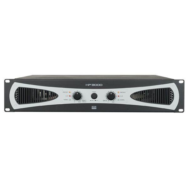 DAP HP-3000 2U 2x 1400W Amplifier