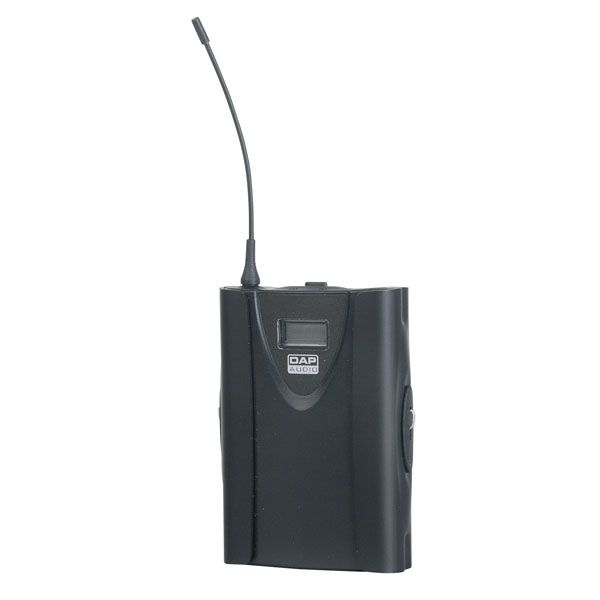 DAP EB-193B Wireless PLL Beltpack Transmitter 193 freq 822-846 MHz