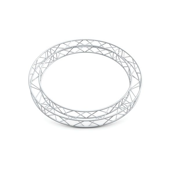 MILOS GQ30 SQUARE TRUSS CIRCLE Pro-30 Circles Diameter 2 m