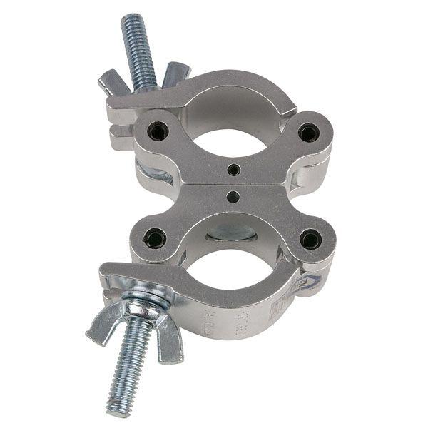 SHOWTEC 50 MM SWIVEL COUPLER 75005 Aluminum, Silver 500 kg