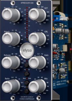 Elysia xpressor 500