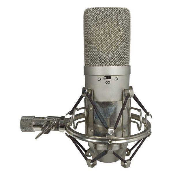 DAP CM-87 Studio Microphones Large membrane Condenser Microphone